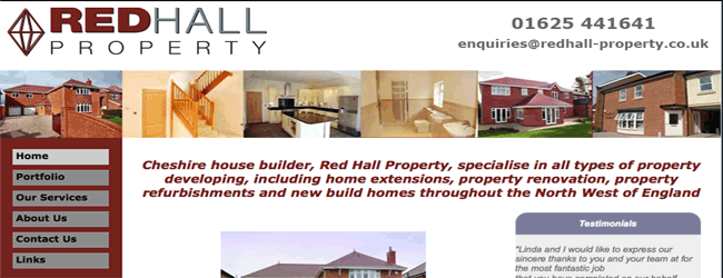 house builder cheshire