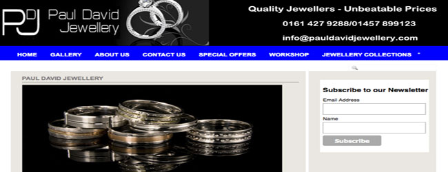 jewellery shop cheshire